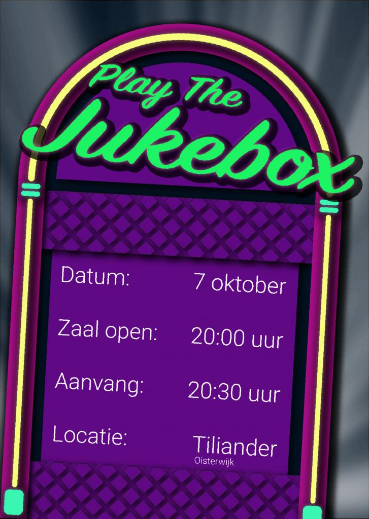 Play The Jukebox @ Tiliander Oisterwijk
